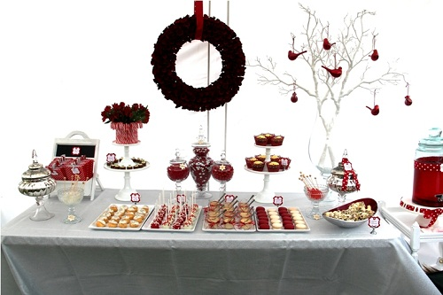 Christmas Party Idea, Host Christmas Party At Home: