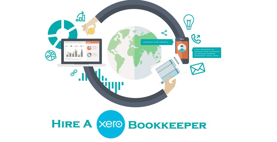 Hire A Xero Bookkeeper