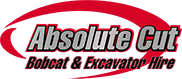 Absolute Cut Bobcat Excavator Hire